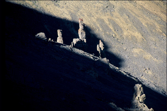 Limestone columns II